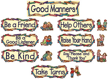 SW GOOD MANNERS MINI BB SET