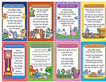 BB SET NURSERY RHYMES SET 1