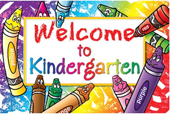 WELCOME TO KINDERGARTEN 30/PK