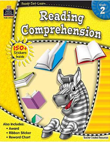 READY SET LRN READING COMPREHENSION