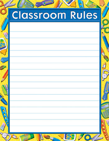 TOOLS FOR SCHOOL CLASSROOM RULES