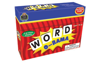 WORD-O-RAMA GAME