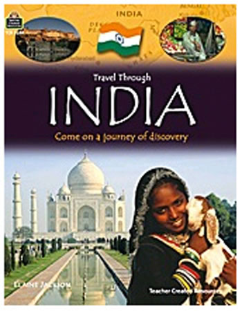 TRAVEL THROUGH INDIA GR 3UP