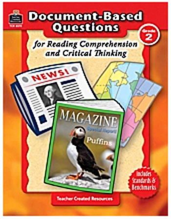GR 2 DOCUMENT-BASED QUESTIONS FOR
