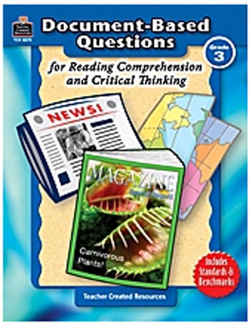 GR 3 DOCUMENT-BASED QUESTIONS FOR