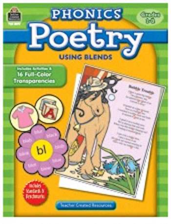PHONICS POETRY USING BLENDS GR 1-3