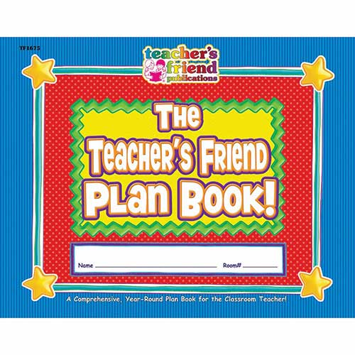 THE BACK TO SCHOOL PLAN BOOK GR K-5