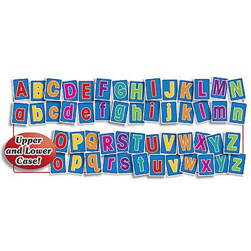 BB SET BIG ALPHABET LETTERS UPPER &