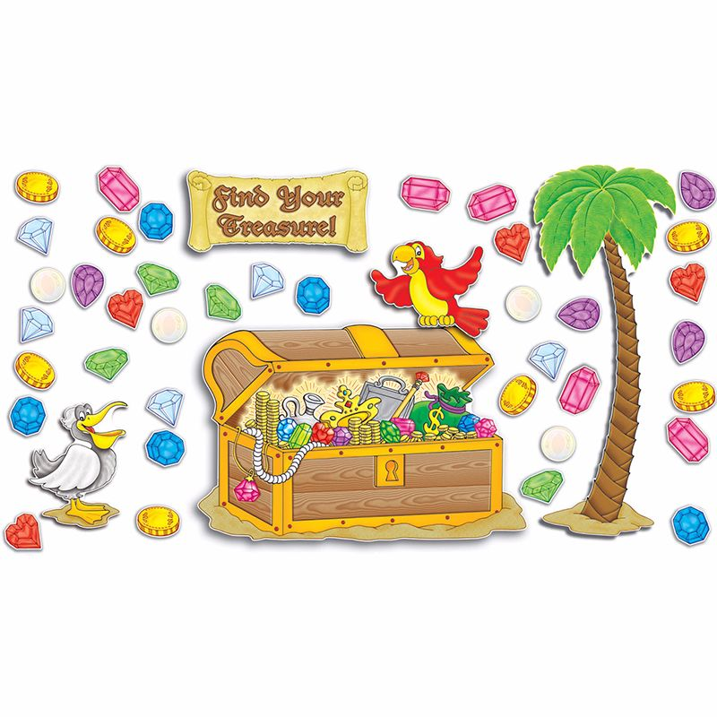 ISLAND TREASURE BB SET SET