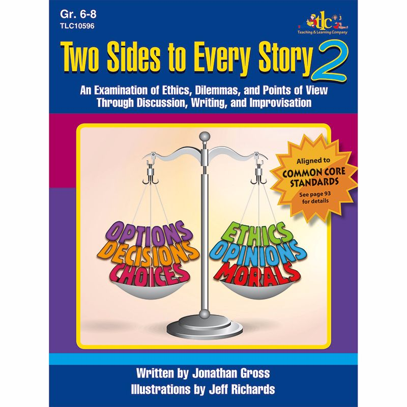 TWO SIDES TO EVERY STORY GR 6-8