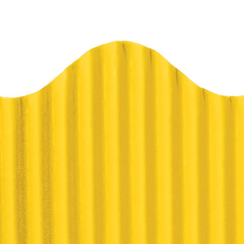 CORRUGATED BORDER GOLD