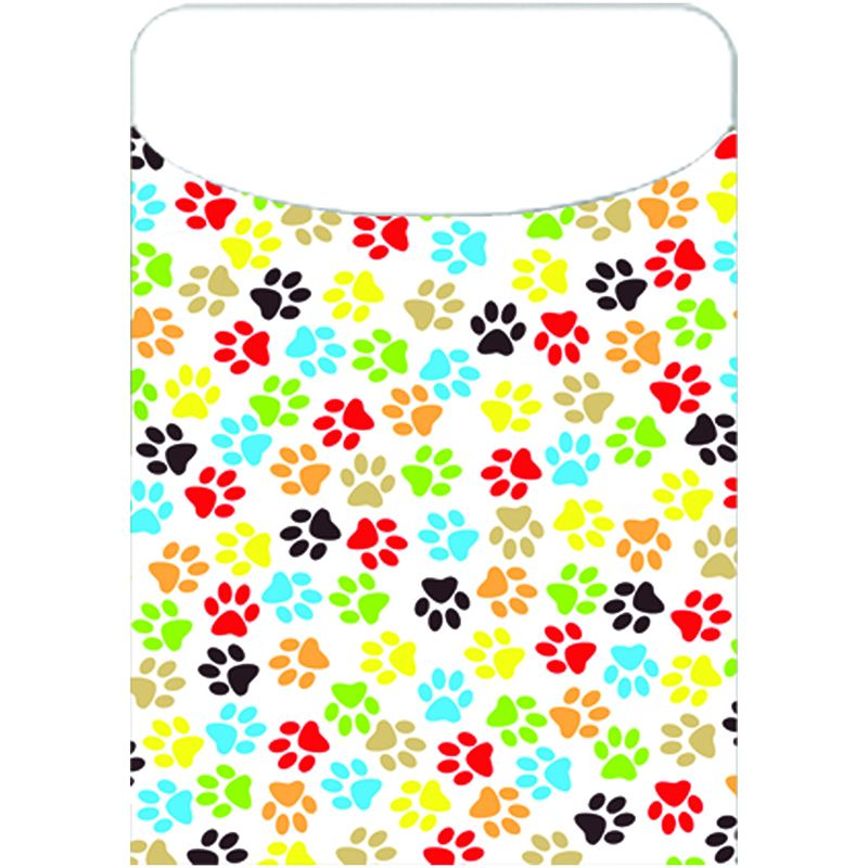 BRITE POCKETS PAW PRINTS PACK OF 35