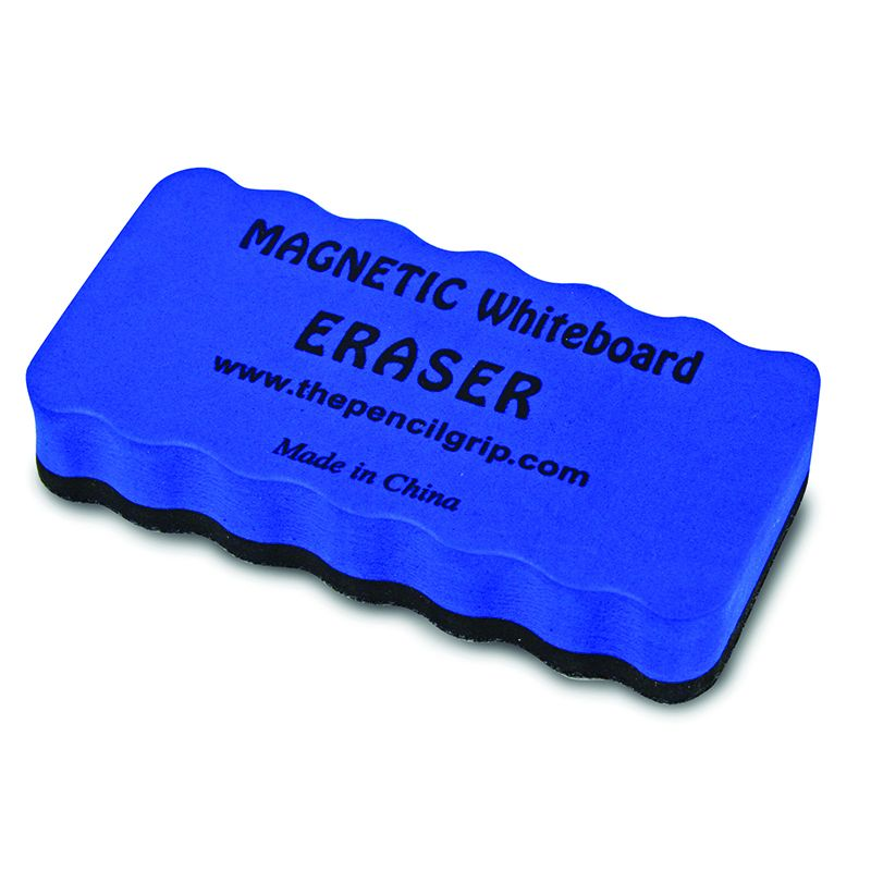 MAGNETIC WHITEBOARD ERASERS 24PK