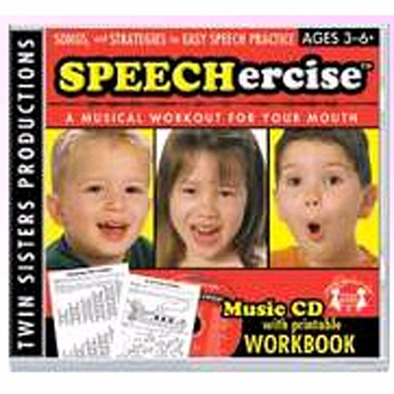 SPEECHERCISE LEVEL 1 CD