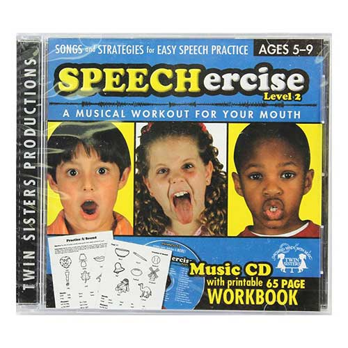 SPEECHERCISE LEVEL 2 CD