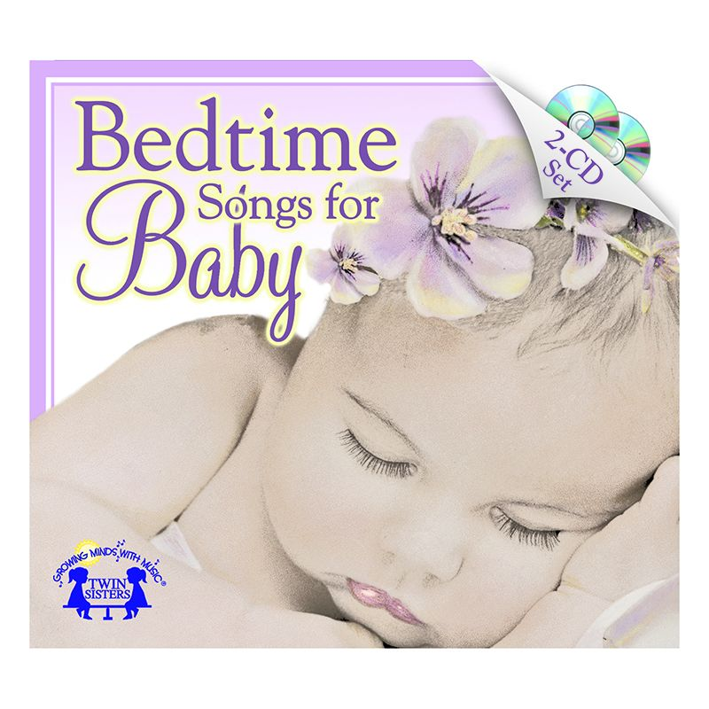 BEDTIME SONGS FOR BABY 2 CD SET