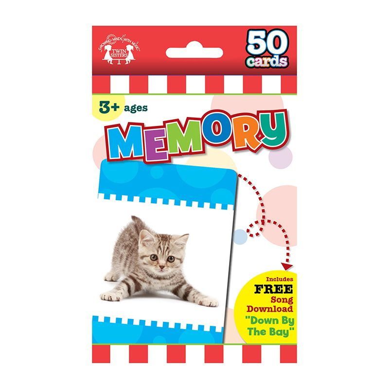GAME FLASH CARDS MEMORY