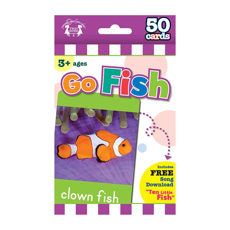 GAME FLASH CARDS GO FISH