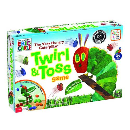 THE VERY HUNGRY CATERPILLAR TWIRL &