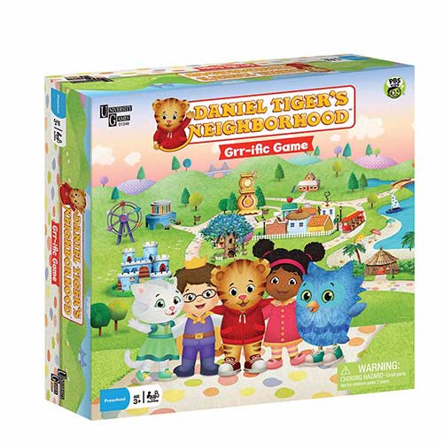 DANIEL TIGERS NEIGHBORHOOD GRR-IFIC