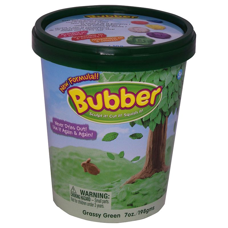 BUBBER 7 OZ. BUCKET GREEN