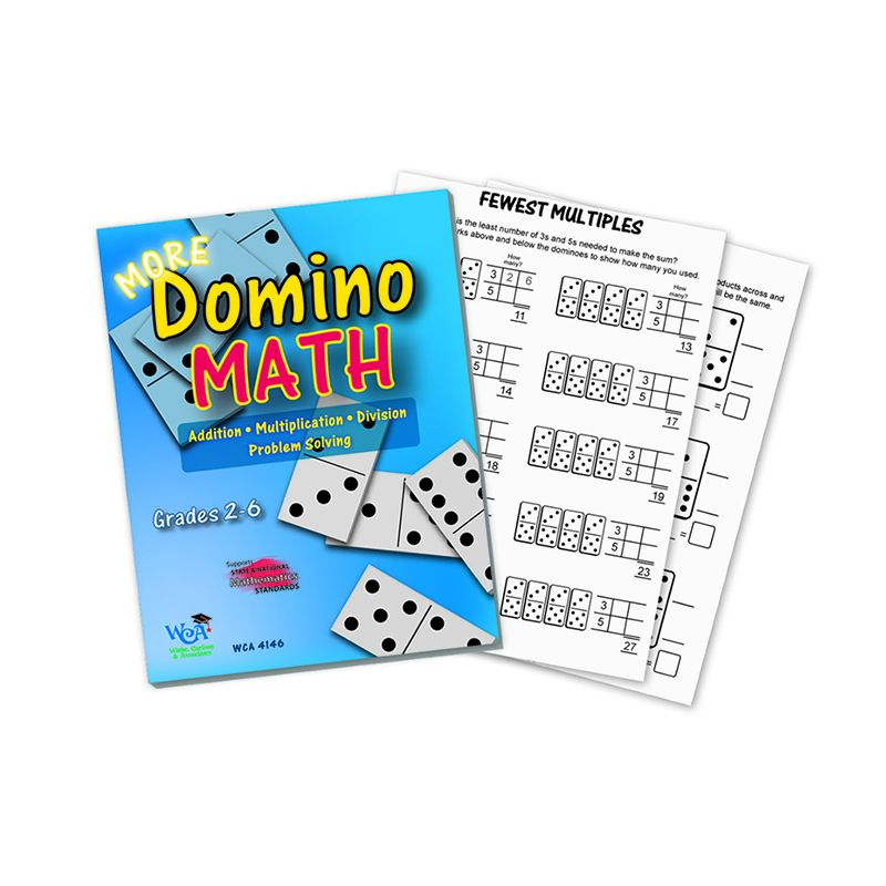 MORE DOMINO MATH