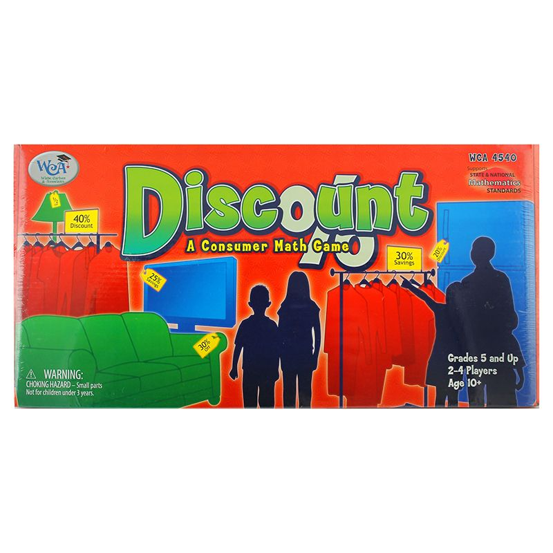 DISCOUNT GAME