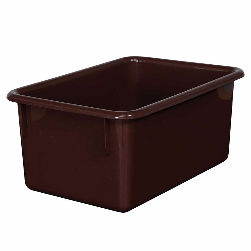CUBBY TRAY BROWN