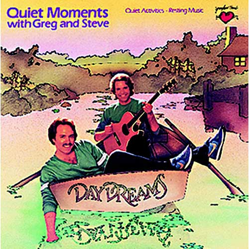 QUIET MOMENTS CD GREG & STEVE
