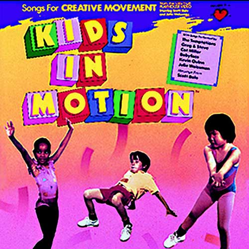 KIDS IN MOTION CD GREG & STEVE