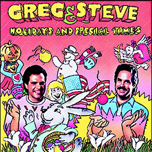 HOLIDAYS & SPECIAL TIMES CD GREG &