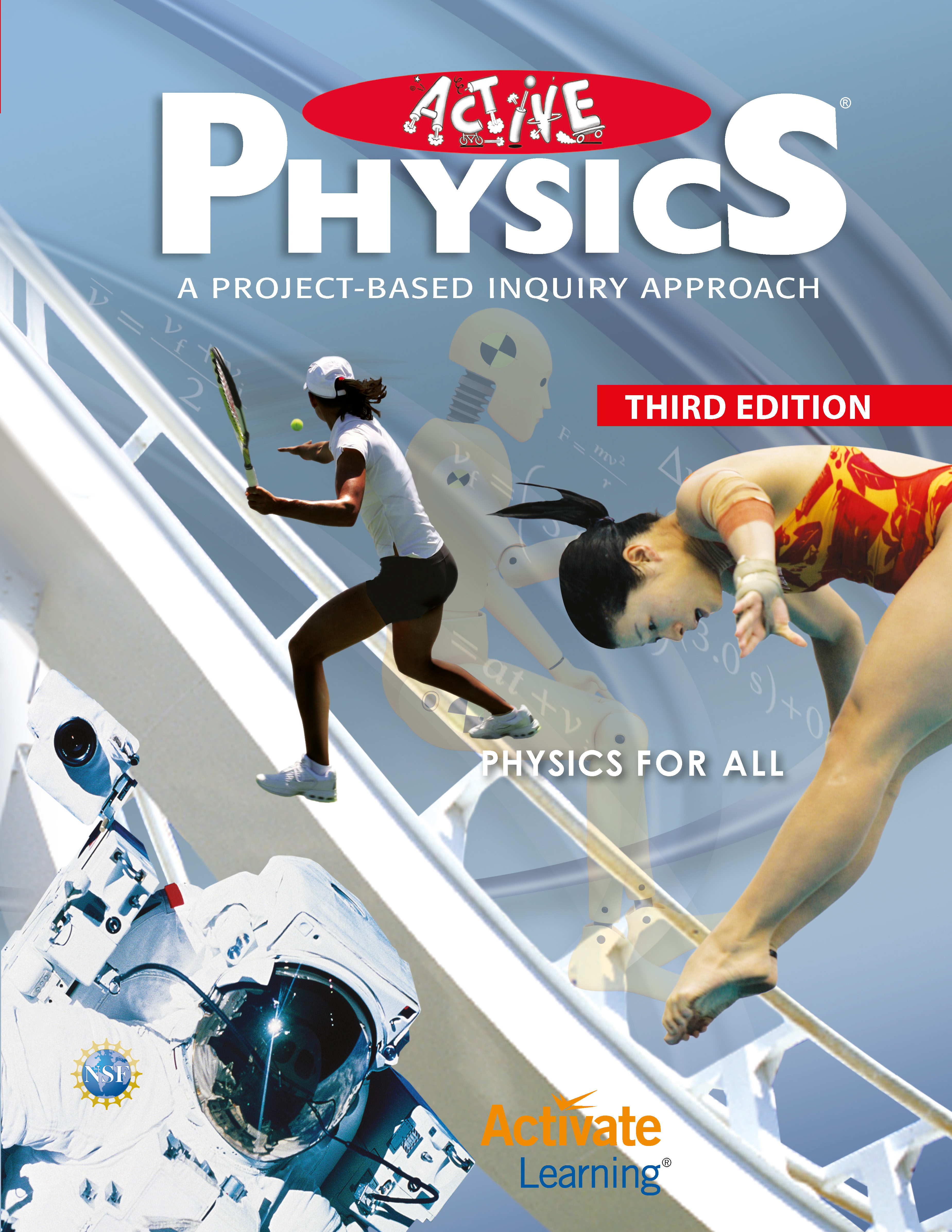 Active Physics IDE, Student with 9 Chapters, 1 year