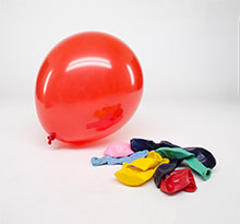 Balloons Small Spherical 7""