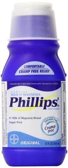Milk of Magnesia  12 oz