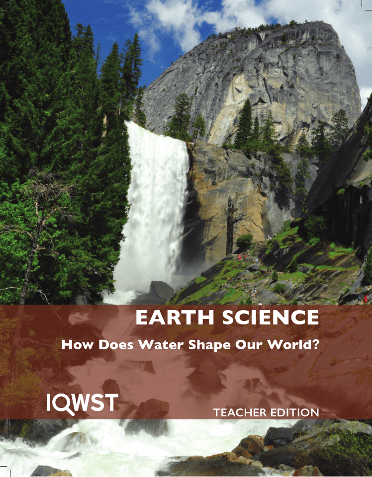 How Does Water Shape Our World?
