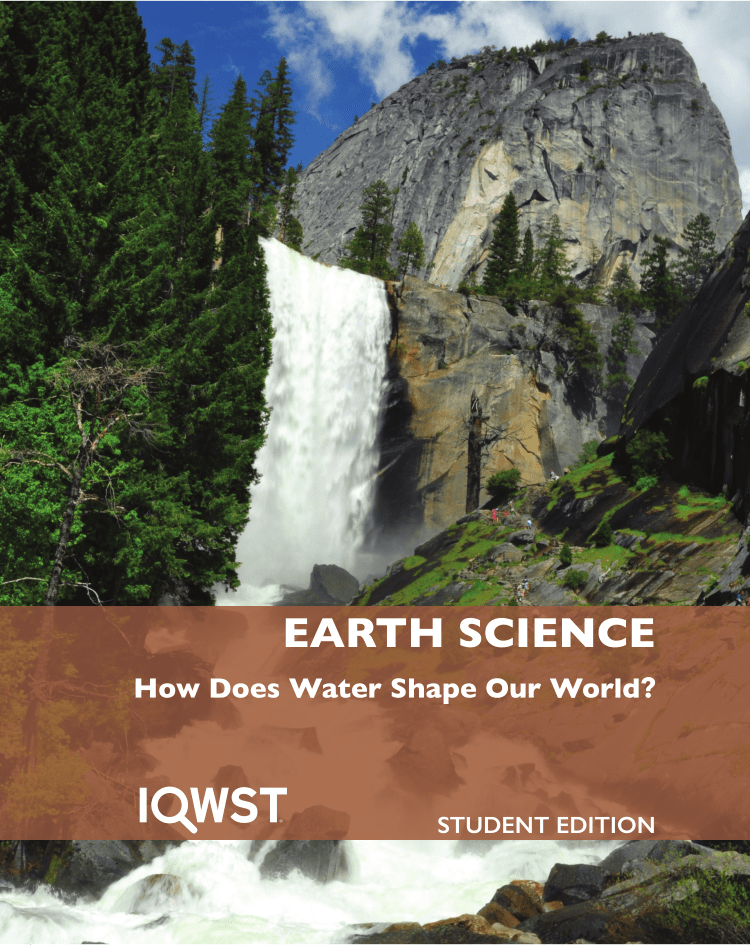 Student Edition 8pack - ES1 - How Does Water Shape Our World? - 3.0.1