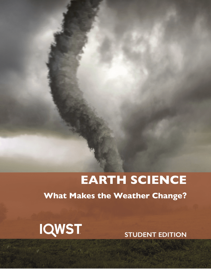 Student Edition 8pack - ES2 - What Makes the Weather Change? - V205