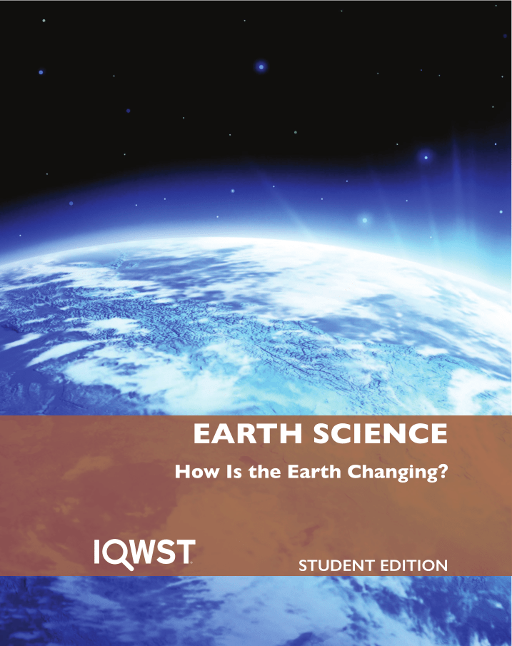 Student Edition 8pack - ES3 - How Is the Earth Changing? - 3.0.1