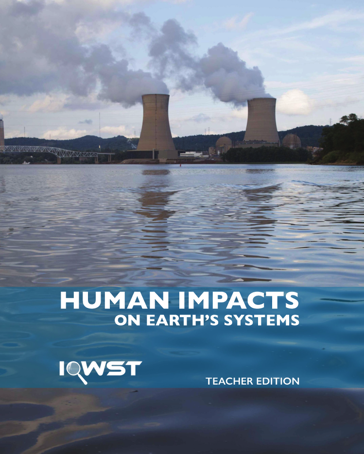 Concept Builder: Human Impacts on Earth's Systems