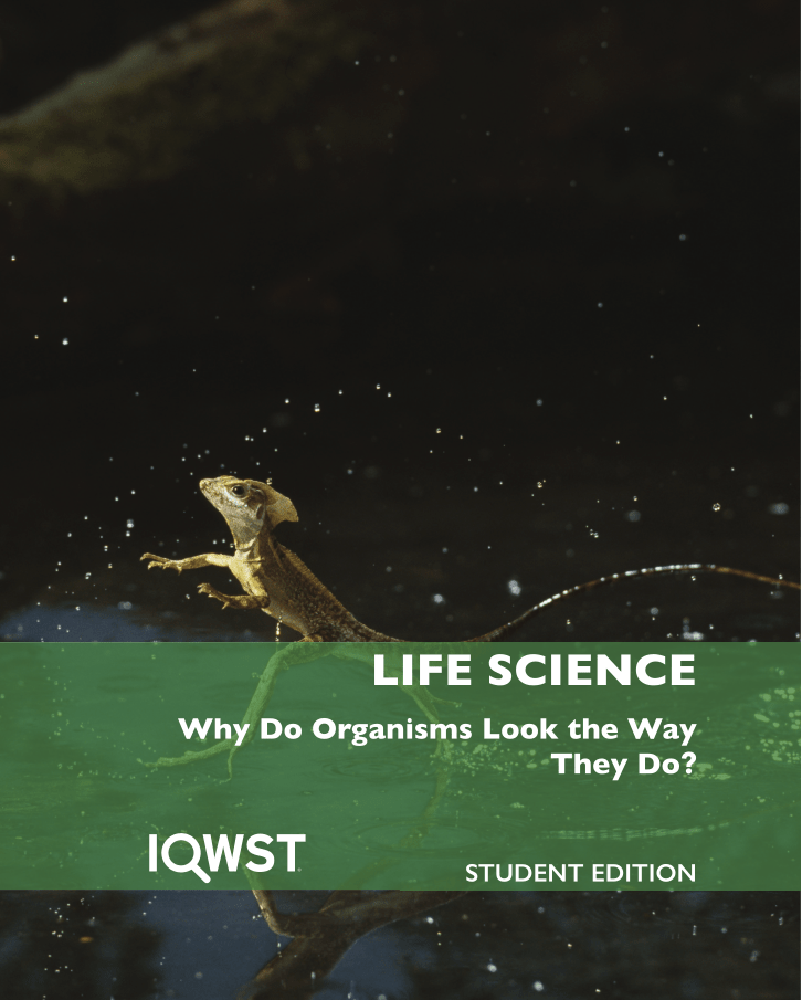 Student Edition 8pack - LS3 - Why Do Organisms Look the Way They Do? - V205
