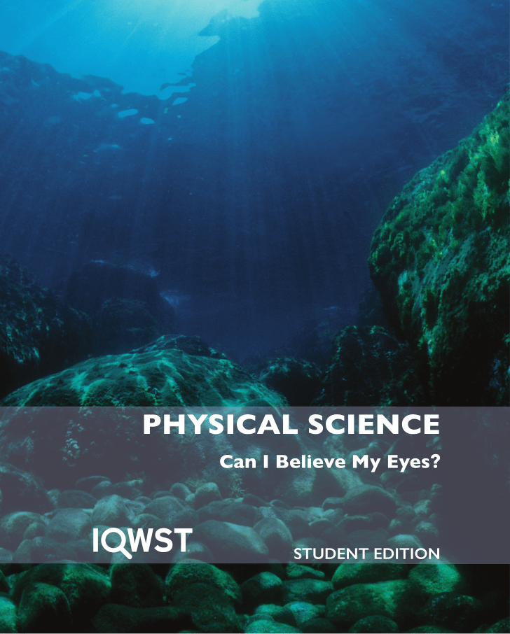 Student Edition 8pack - PS1 - Can I Believe My Eyes? - 3.0.1