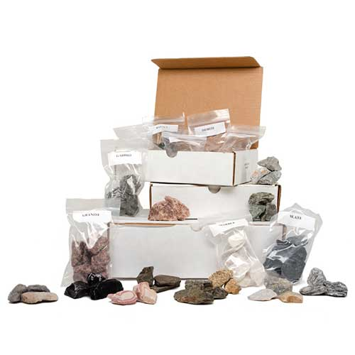 Metamorphic Rock Sample Set